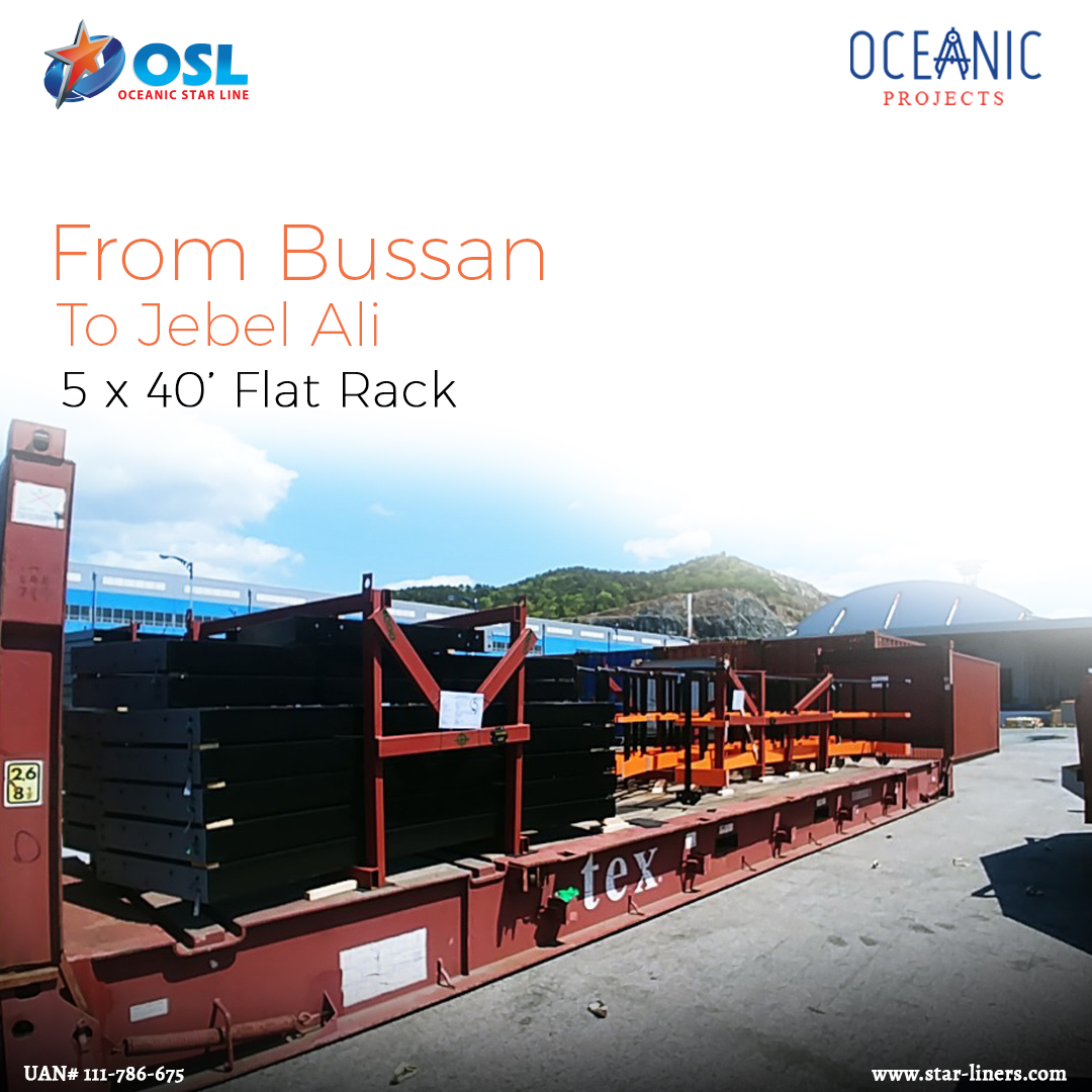 bussan to jebel ali
