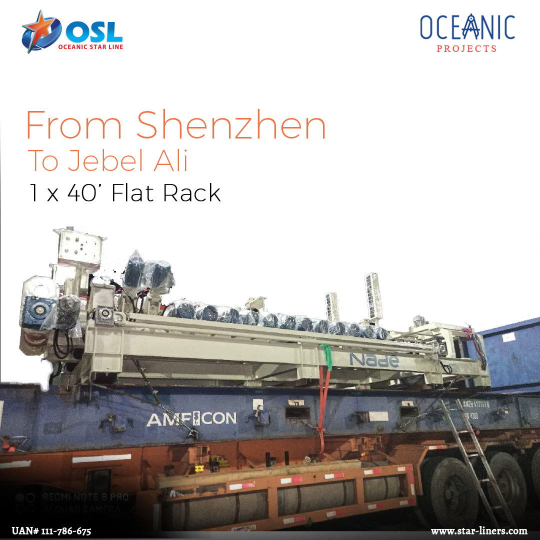 shenzen to jebel ali 1-40FR 2