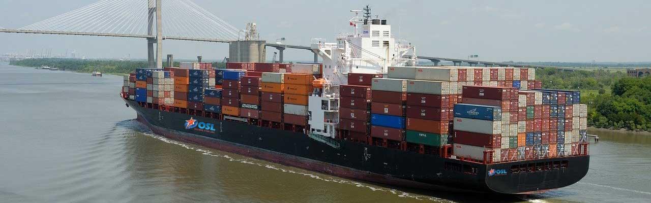 osl shipping llc Iran